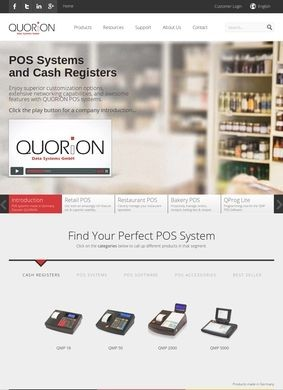 QUORiON Data Systems