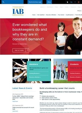 IAB Bookkeeping Courses