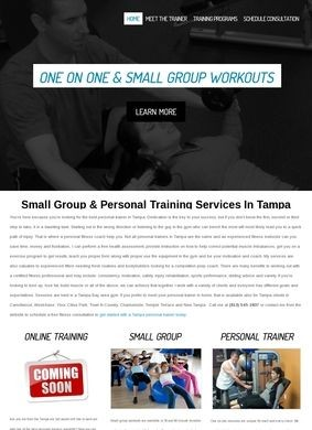 Transformations Personal Training