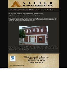 Allied Account Services, Inc.