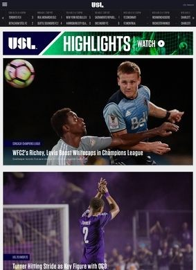 United Soccer Leagues (USL)