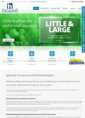 Braant Accounting & Bookkeeping