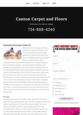 Canton Carpet and Floors
