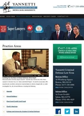 Yannetti Criminal Defense Law Firm