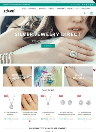 PRJewel Factory Outlet