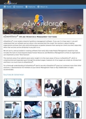 eZworkforce