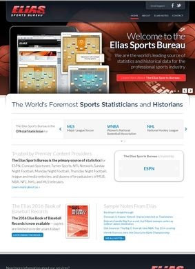 Elias Sports Bureau