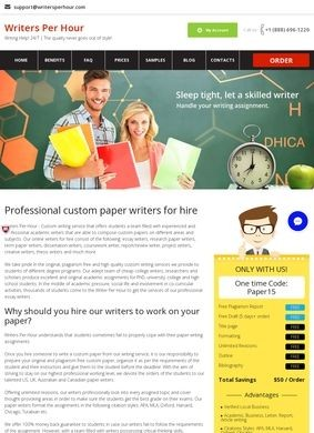 Custom writing services such