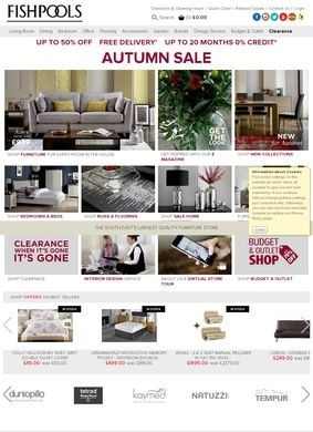 Fishpools Furniture Shop