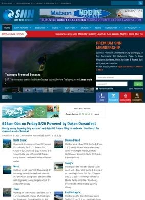 Surf News Network