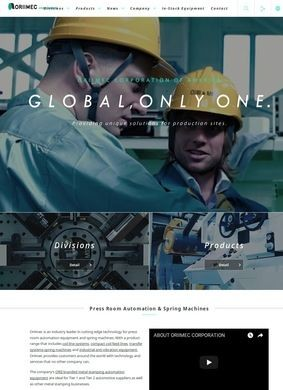 Oriimec Corporation of America