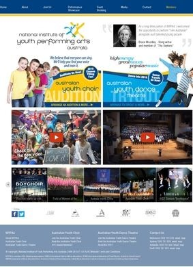 National Institute of Youth Performing Arts Australia