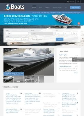 Boats For Sale Worldwide