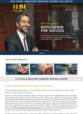 HM Law: The Charles County Criminal Defense Firm