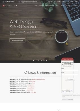 Iwebsitez.com Web Design and Web Development