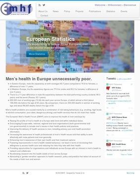 European Men's Health Forum
