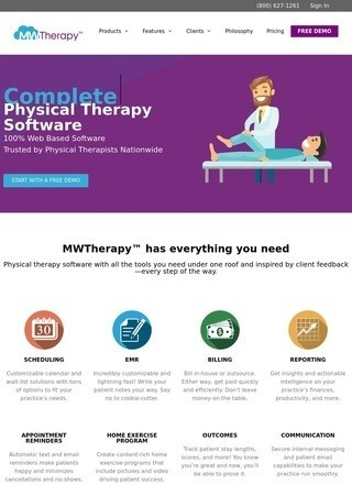 Physical Therapy Software