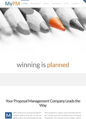 MyPM - The Project Management Company