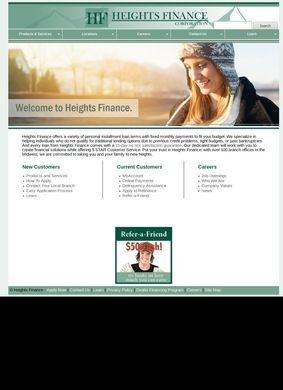 Heights Finance Corporation