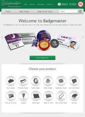 Badgemaster Badge Printing Services