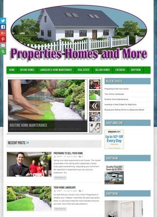 Properties, Homes & more
