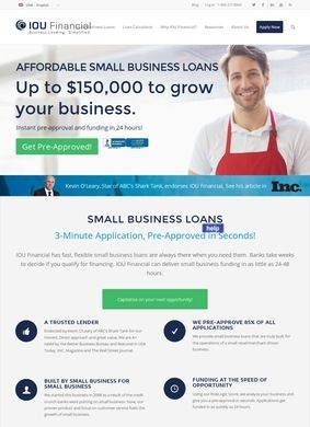 IOU Central: Small business loans