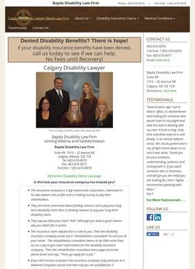 Bayda Disability Law Firm