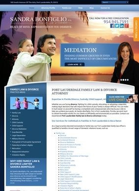 Fort Lauderdale Family Law & Divorce Attorney
