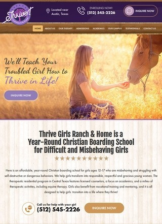 Thrive Ranch