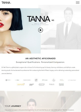 Dr. Neil Tanna, Plastic Surgeon Long Island