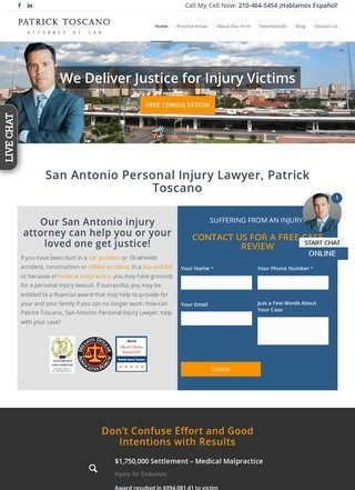 Toscano Law Firm