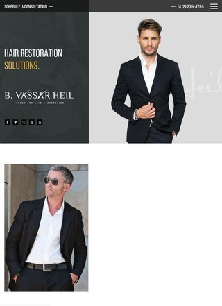 Hair Restoration Pittsburgh