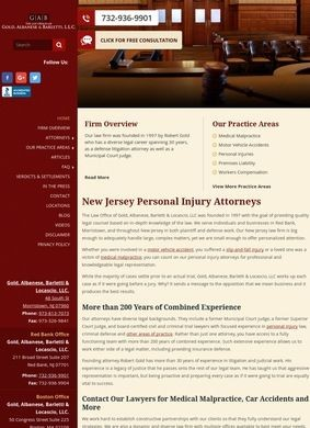 The Law Offices of Gold, Albanese, Barletti & Locascio, LLC