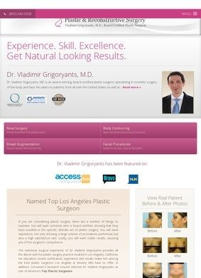 Dr. Grigoryants: Breast Augmentation in Los Angeles