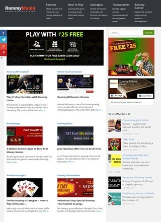 Rummy Site Reviews