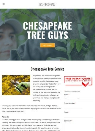 Chesapeake Tree Guys