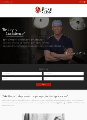 The Rose Clinic: Plastic Surgery Utah