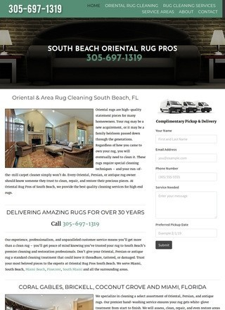 South Beach Oriental Rug Pros