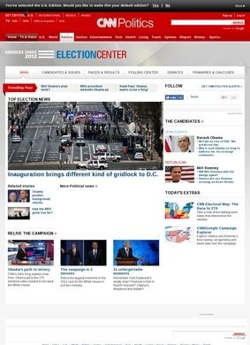 CNN: 2012 Election Center