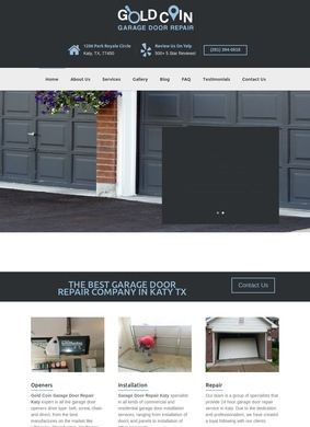 Garage Door Repair Katy TX