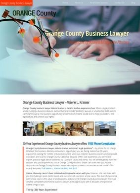 Orange County Business Lawyers