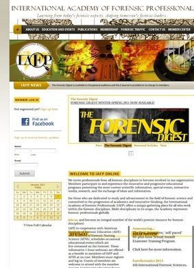 International Academy of Forensic Professionals