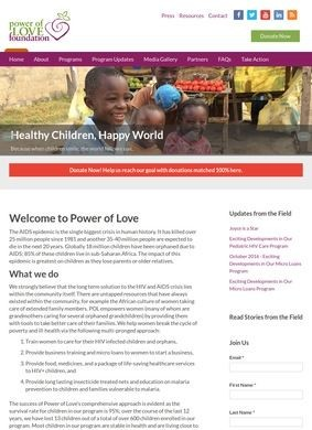 Power of Love Foundation