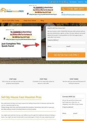 Sell My House Houston Pros