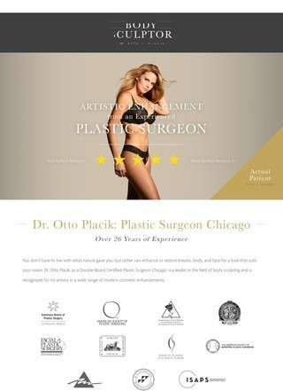 Plastic Surgery in Chicago with Dr. Otto Placik