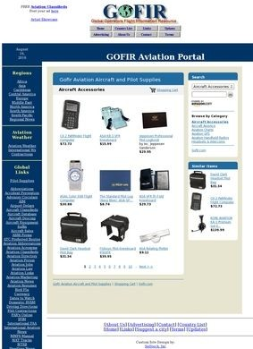 Global Operators Flight Information Resource