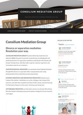 Consilium Mediation Group