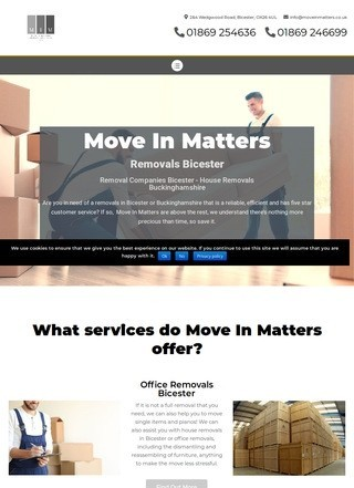 Move In Matters
