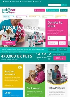 Peoples Dispensary for Sick Animals
