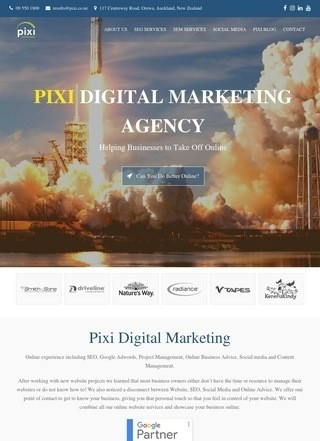 Pixi Digital Marketing